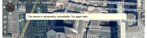 Verbindung zum Server geht nicht...