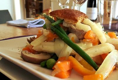 Kochen mit Ales Miles ist eine tolle Erfahrung in Dijon